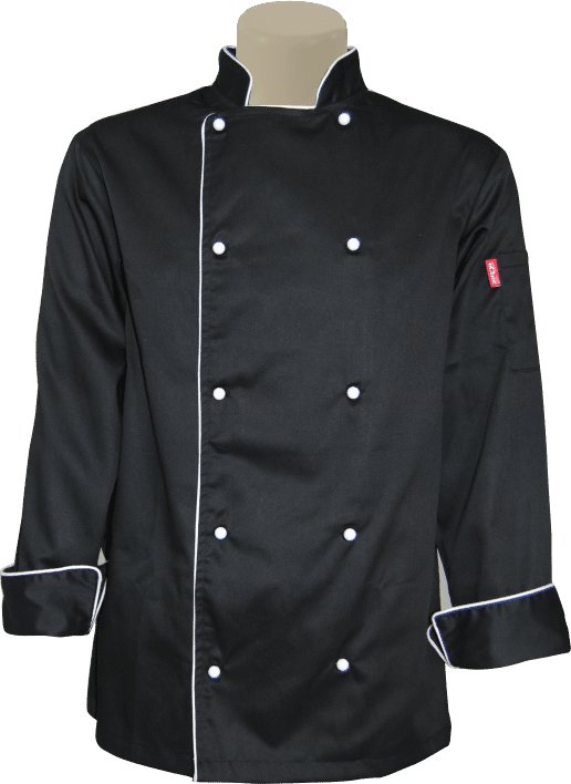 9b1521fbe8c STOCK - EXECUTIVE CHEFS JACKET - COLLAR